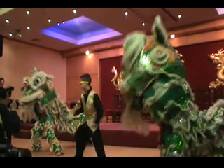 Lion Dance Gangnam